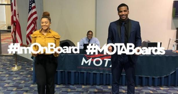 MOTA Board Vacancies