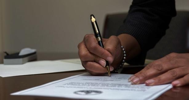 Oath Signature